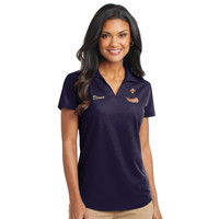 L572 - BSAE023 - EMB - Ladies Wicking Polo
