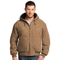 CSJ41 - BSAE023 - EMB - Insulated Work Jacket
