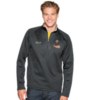 F243 - BSAE023 - EMB - Wicking 1/4 Zip Pullover