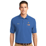 PH - Powderhorn Logo - TLK500 - Tall Silk Touch Polo