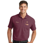 PH - Powderhorn Logo - K572 - Dry Zone Grid Polo