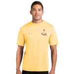 PH - Powderhorn Logo - ST350 - Wicking T-Shirt