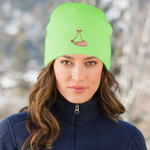 PH - Powderhorn Logo - CP91L - Fleece Beanie